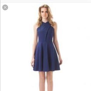 Leona Navy Dress